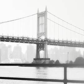 Steve Archbold - Foggy Day East River from Astoria