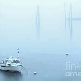 Diane Diederich - Foggy Harbor