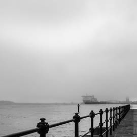 Karen Lawrence  SMPhotography - Foggy Mersey