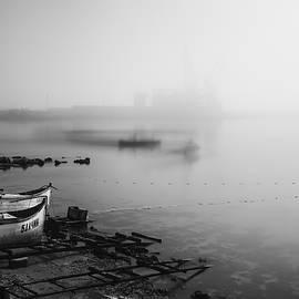 Pavel Gospodinov - Foggy port