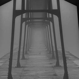 Mike Griffiths - Foggy Tunnel