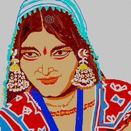 Anand Swaroop Manchiraju - Folk Lady