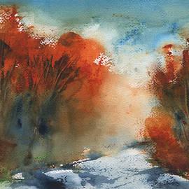 Frank Bright - Following Autumn