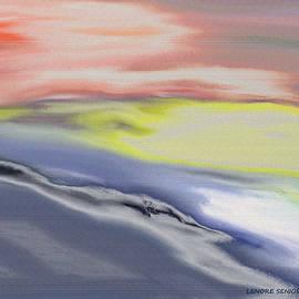 Lenore Senior - Following the Horizon