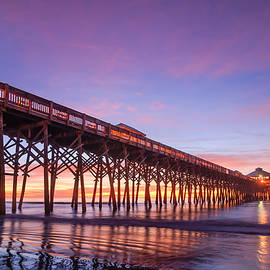Steve DuPree - Folly Beach Fishing Pier