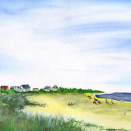 Frank Bright - Folly Field Beach In The Afternoon