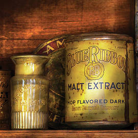 Mike Savad - Food - Blue Ribbon Malt Extract