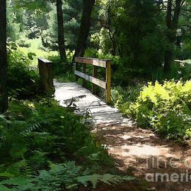 Betsy Zimmerli - Footbridge