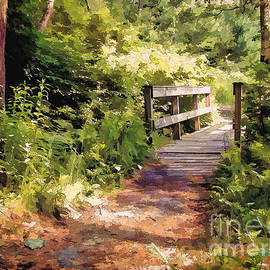 Betsy Zimmerli - Footbridge2