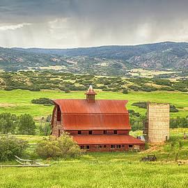 Lorraine Baum - Foothills Barn