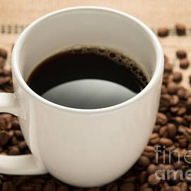 For the Love of Coffee - Ana V  Ramirez