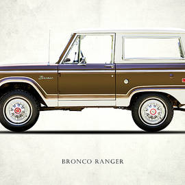 Ford Bronco Ranger 1976 - Mark Rogan
