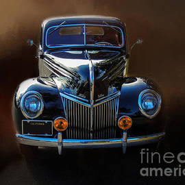 Ford Deluxe Coupe Two Door