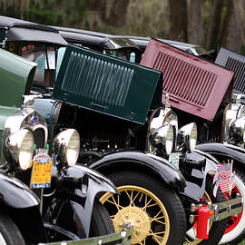 April Wietrecki Green - Ford Model A Line Up