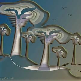 Iris Gelbart - Forest Day Dream