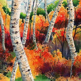 Timithy L Gordon - Forest in color