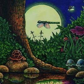 Michael Frank - Forest Never Sleeps Chapter- Full Moon