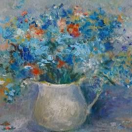 Natalia Bardi - Forget me not flower