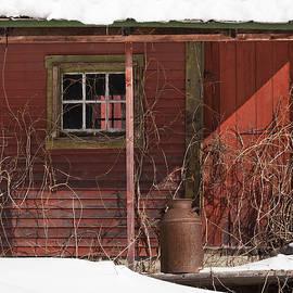 Alan L Graham - Forgotten Barn