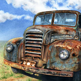 Julie Senf - Rust in Peace