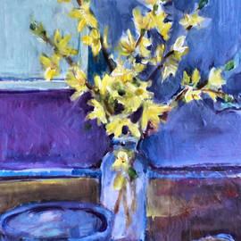 Diane Ursin - Forsythia