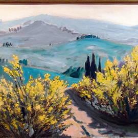 Max Bowermeister - Forsythia Spring