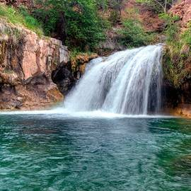 Thomas  Todd - Fossil Creek Falls