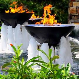 Ed Weidman - Fountains Of Fire