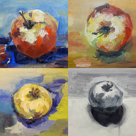 Christel Roelandt - Four Apples A Day
