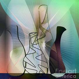 Iris Gelbart - Four jugs