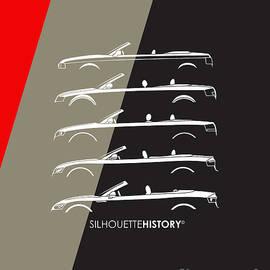 Four Ring Cabrio SilhouetteHistory - Gabor Vida