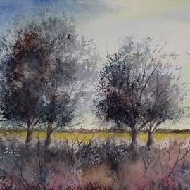 David K Myers - Four Trees