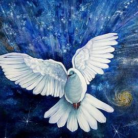 Vivian Holabird - Fourth Day Dove #2