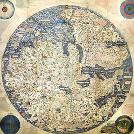 C H Apperson - Fra Mauro World Map