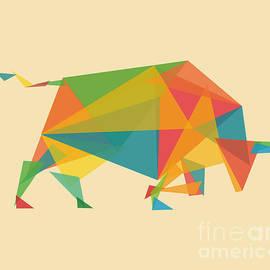 Budi Kwan - Fractal Geometric Bull