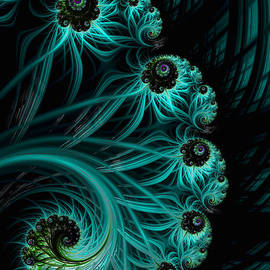 Ann Garrett - Fractal Jellyfish
