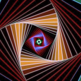 Mario Carini - Fractal Staircase