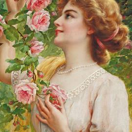Fragrant roses - Emile Vernon