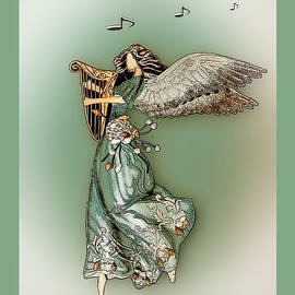 Leticia Latocki - Framed Angel