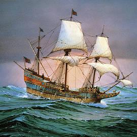Francis Drake sailed his ship Golden Hind into history - Cornelis de Vries