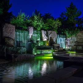 Chris Bordeleau - Franklin Delano Roosevelt Memorial