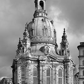 Christine Till - Frauenkirche Dresden - Church of Our Lady