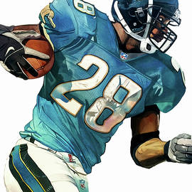 Michael Pattison - Fred Taylor Jacksonville Jaguars
