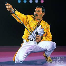 Paul  Meijering - Freddie Mercury Live