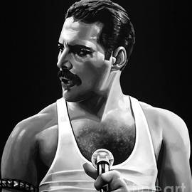 Meijering Manupix - Freddie Mercury