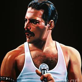 Paul Meijering - Freddie Mercury