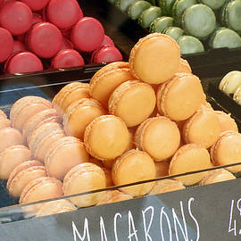Jean Hall - French Macarons