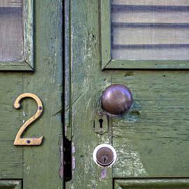 Bob Estremera - French Quarter details