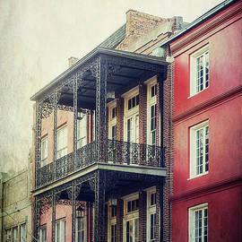 Joan McCool - French Quarter Ironwork Balconies