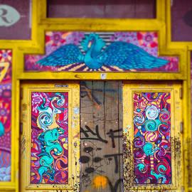 Sonja Quintero - Frenchmen Street art